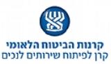 לוגו קרנות הביטוח הלאומי